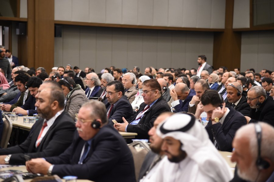قمة الأعمال العربية التركية